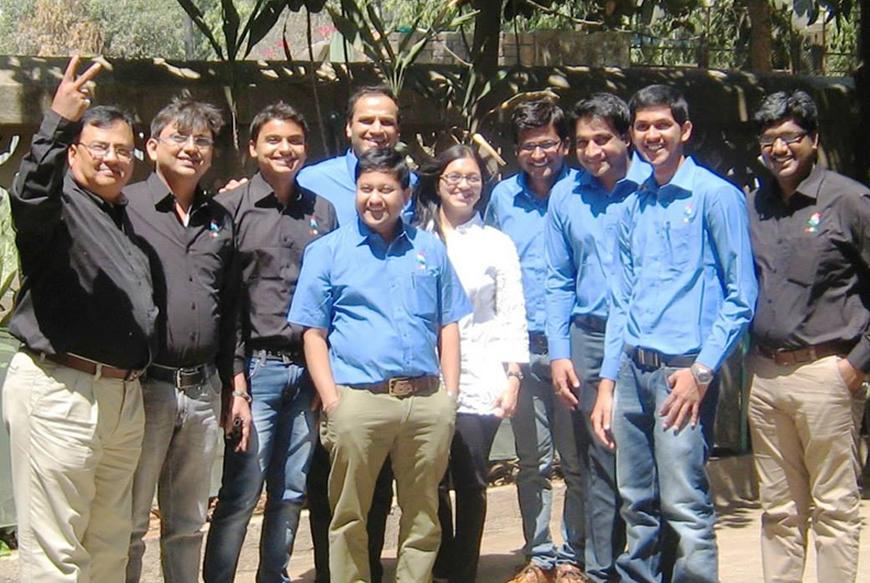 MES Bombay Metrics Team