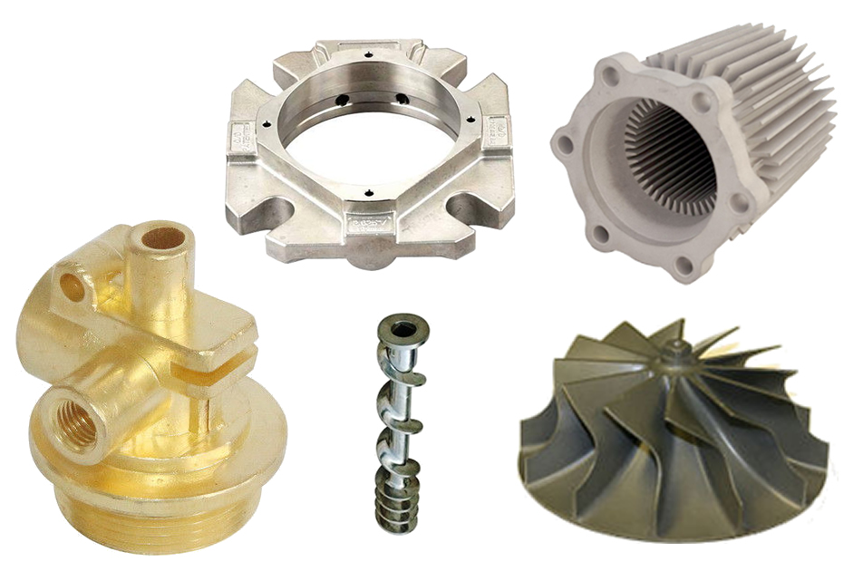Precision Investment Casting-Lost Wax Die Casting