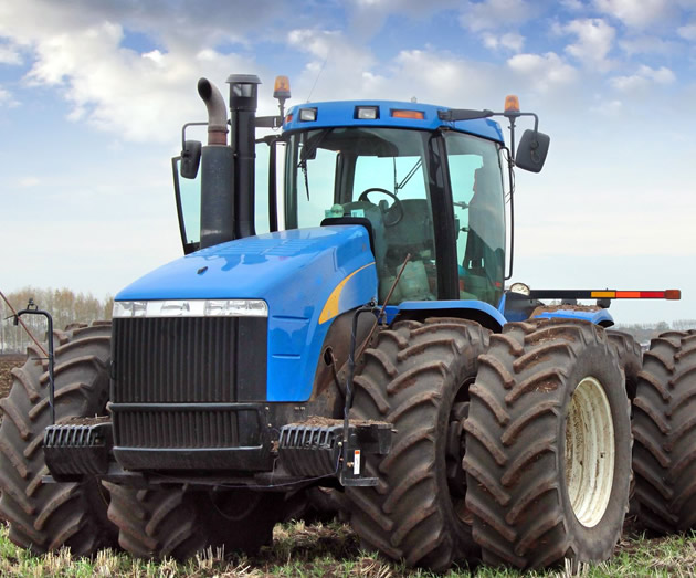 custom manufacturing for the agricultural-off road vehicle industry