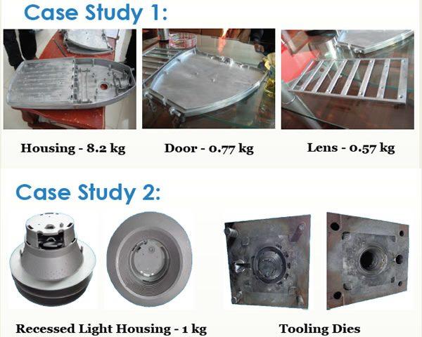 Lighting Industry Die Casting Case Study