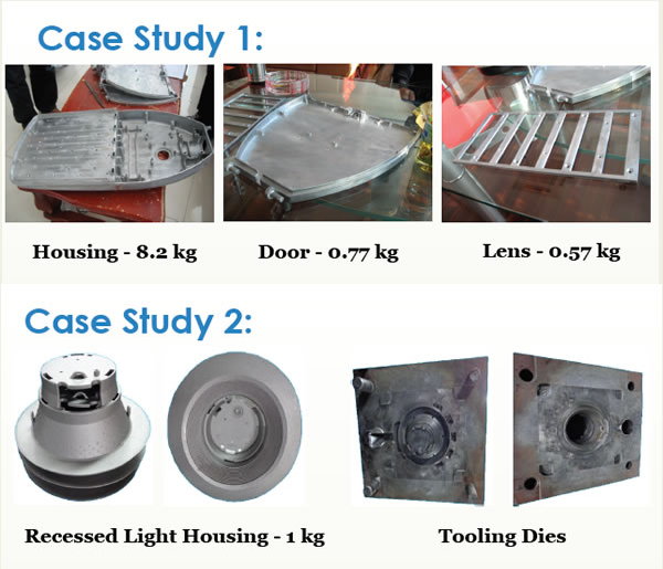 Lighting Industry Die Casting Case Study