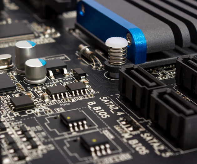 custom manufacturing for the electronics-telecmmunications industry