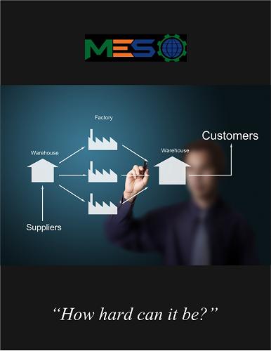 MES Business View Magazine Publication