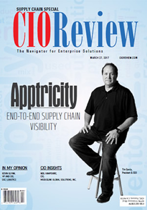 MES-CIO Review Magazine