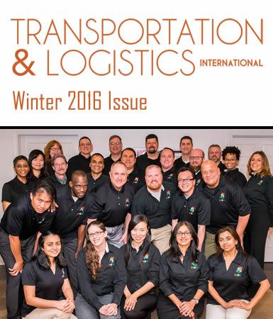 MES - Transportation & Logistics International Publication