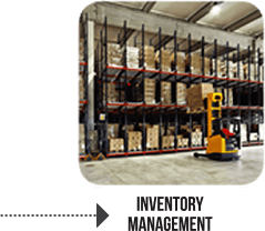 inventory management-JIT shipping