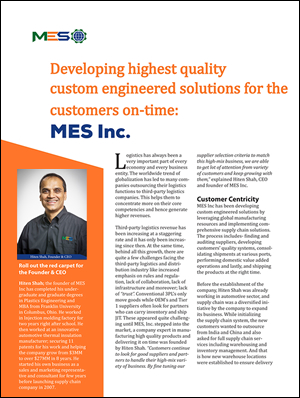 MES Inc The Silicon Review