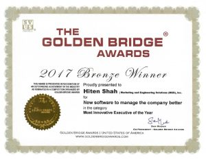 Golden Bridege Award