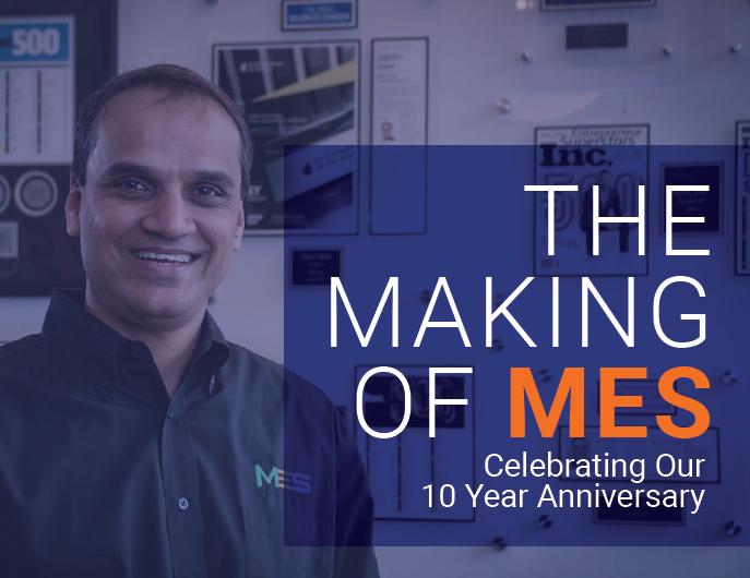 MES 10 year anniversary