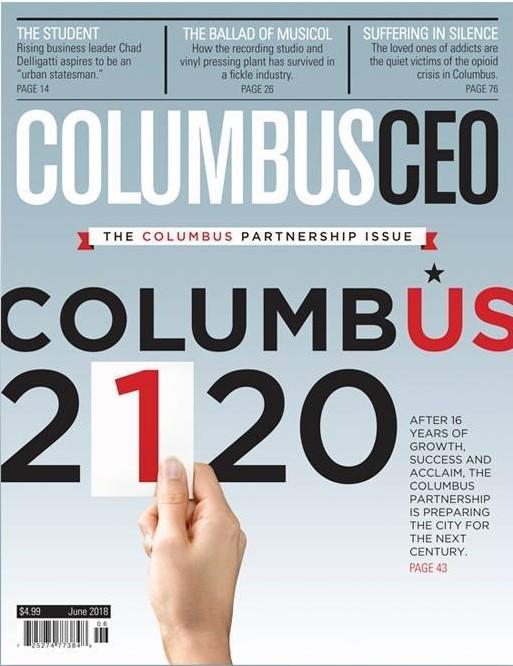 Hiten Shah in Columbus CEO Magazine