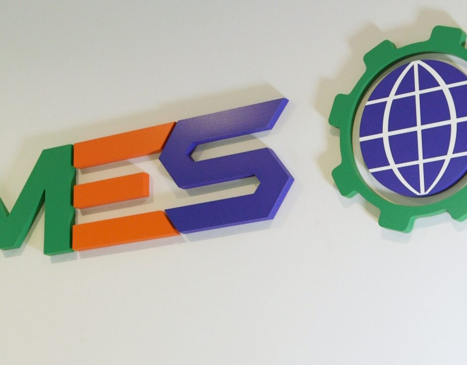 MES logo