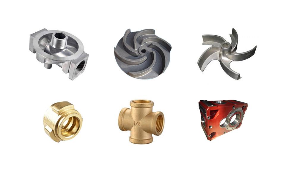 Precision Brass Casting-Brass Alloy Casting-Custom Brass Die Casting